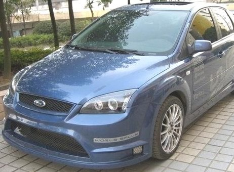 Обвес Xuandong 05-08 Ford Ford Focus