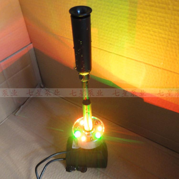Насос садовый Dense HJ/1843 HJ-1843 LED