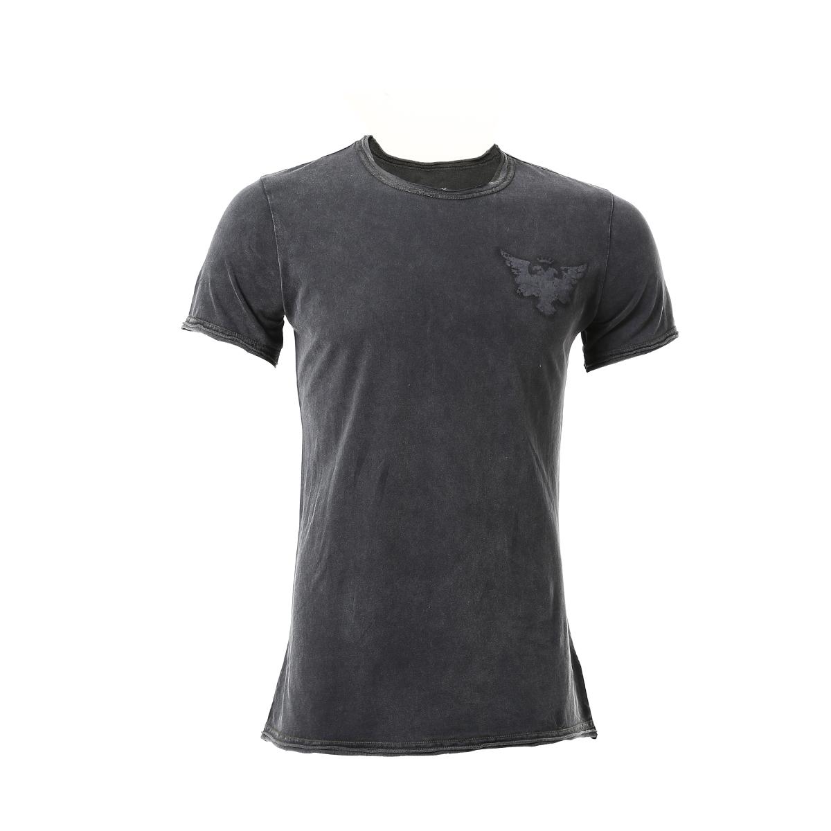 [绿白红]阿玛尼 专柜正品 老鹰logo 男士短袖t恤 81638