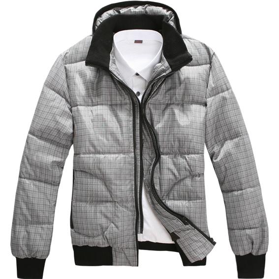 Куртка Lidajon m6186 12.12 Шёлковое волокно Молния Короткая (до пояса и выше) Прямой покрой