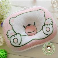 新生儿定型枕 婴儿枕头 宝宝枕头 可爱卡通