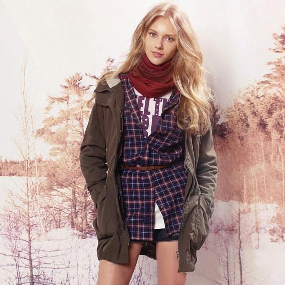 Женская утепленная куртка Оригинальные улица Горячие популярных в мире в США военный стиль пальто хлопка длинное пальто