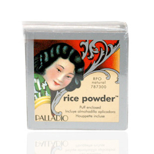 Genuine Palladio rice rice powder loose powder/bulk powder Finishing Powder natural 17g oil