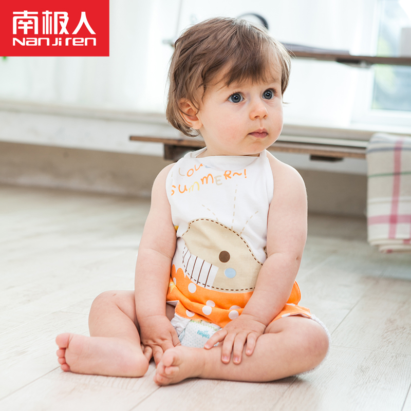 NANJIREN baby breast Kids bellyband Cotton warm abdomen protecte baby's navel Taobao Agents