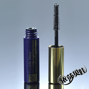 Esteelauder Estee Lauder brand new color long mascara sample with thick fly cutting/coagulation 2.8ML GL
