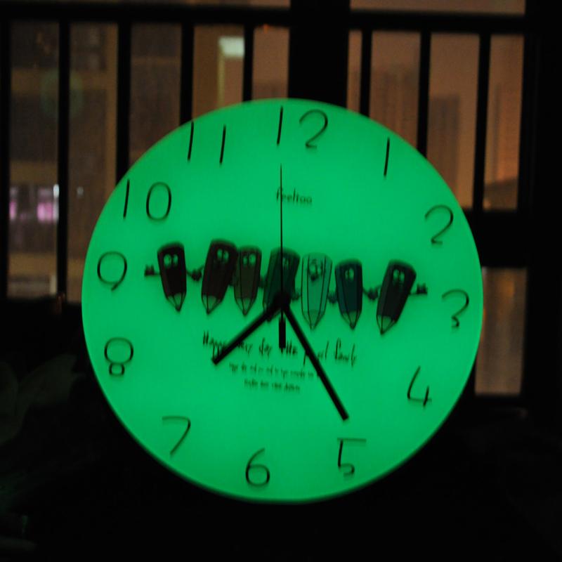 Настенные часы Feeltao fly amoy yggz05