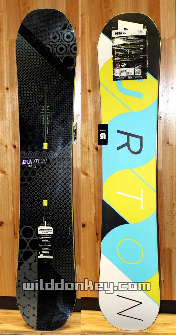 Горные лыжи, Аксессуары BURTON 252327/146 DEJA VU 46 252327 BURTON