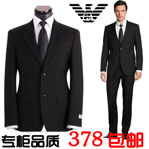 Spring and summer suits, men's self-cultivation wear business suits designer suits and special
