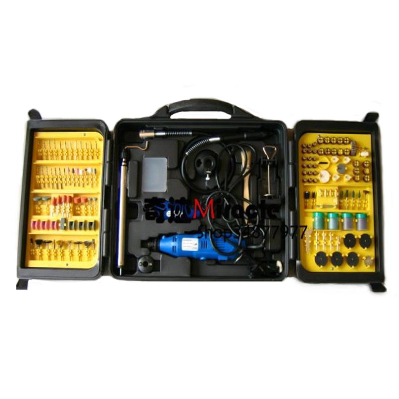 Мини-шлифмашина «продвижение 1688» Deluxe электрической мясорубки комплект модульных DIY станок с ЧПУ шлифовальные машины полировки