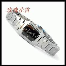 Special tungsten steel Sapphire Swiss watches silver mirror couples table