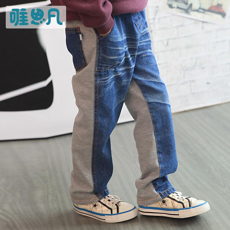 детские штаны Wisefin 23180 2013 Wisefin / CD Steve Hess Джинсы Повседневный стиль Кожаный пояс на талии