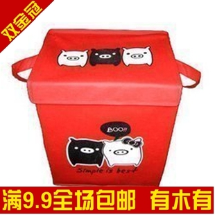 [Golden delicious Shanghai 9.9 email] large debris storage box-large finishing box couples pig storage box
