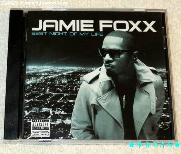 Музыка CD, DVD   Jamie Foxx Best Night Of My Life
