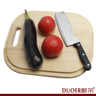 Kitchen chopping board solid wood cutting board M7238 sink cutting board chopping boards 330X280 foil cutting board