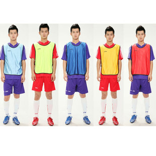 Shop package email Luwint adjustable soccer football training vest elastic belt combat vest team