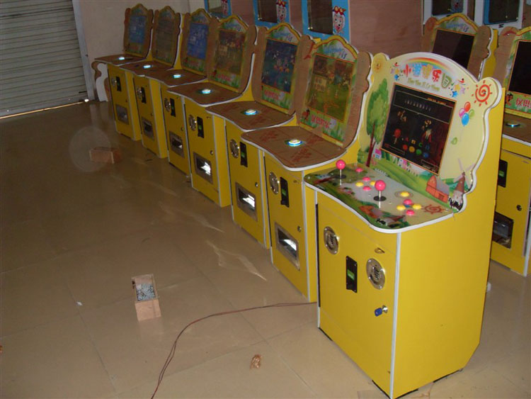 Игровой автомат с игрушками Qisehua  17