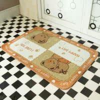 入户脚垫浴室门口卫生间厨房吸水防滑地垫厕所地毯地垫子玄关垫