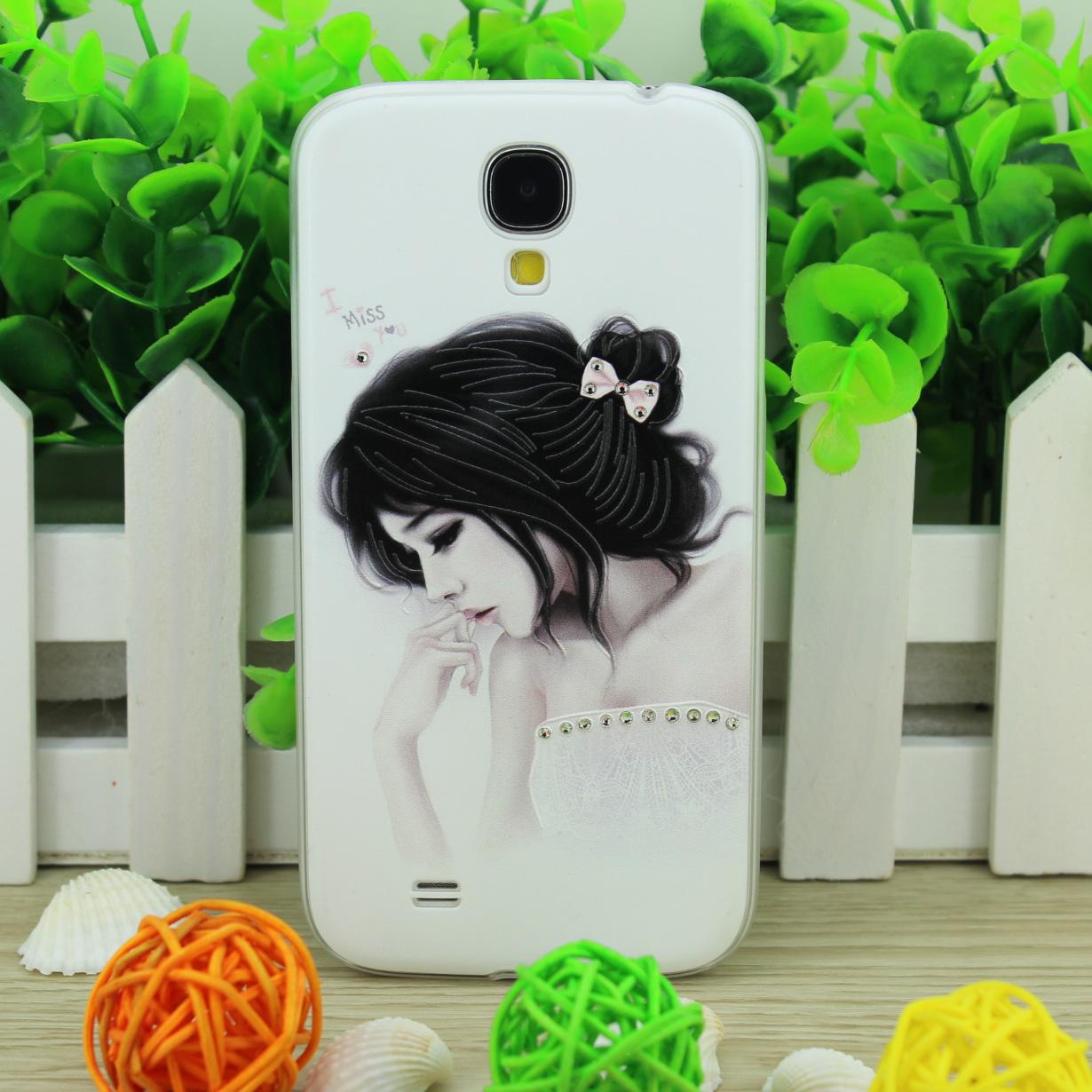 Чехлы, Накладки для телефонов, КПК Ou Xuan I9500 Galaxy S4 I9508