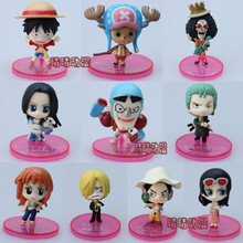 One piece Joe, a full set of luffy hand office furnishing articles Sauron's belo cartoon doll gift ideas