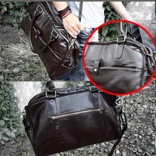 特价 新款 复杂工艺日韩男式手提包 单肩斜挎包 休闲包 男