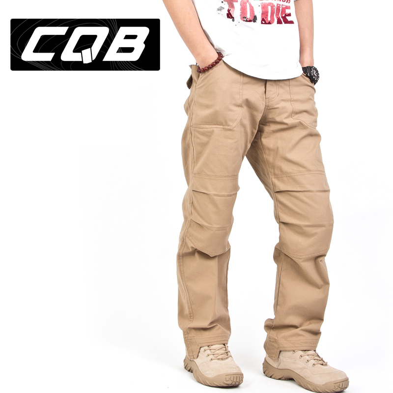 CQB outdoor climbing trousers pants men's cargo pants pants pants pants trousers men and tactical combat trousers
