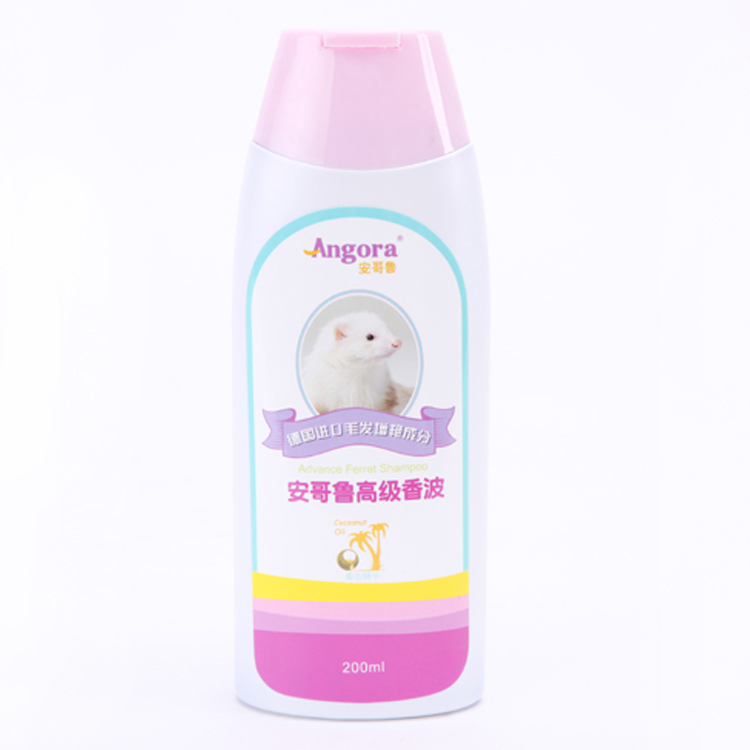An Gelu pets ferret ferret brightening ingredients advanced shampoo bath shower gel the hair 200ml