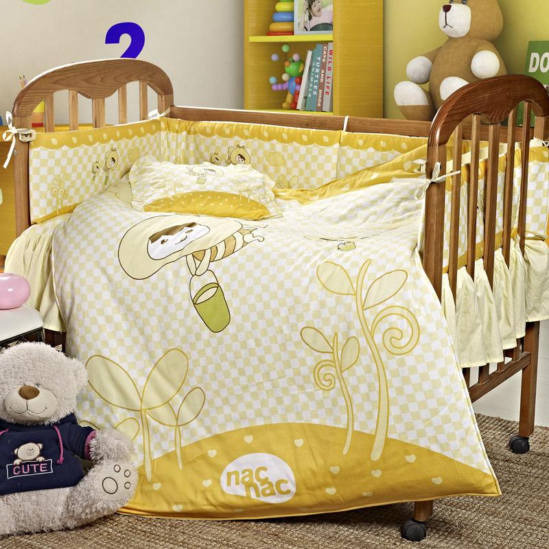 Детское постельное белье Welcome crane yhmf001