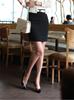 2014新春秋款女装 通勤OL白领职业装中半身裙A字裙女士时尚一步裙