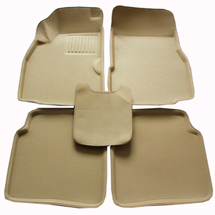 Di shield thick solid waterproof slip resistant car mats more than more than 200 cars special