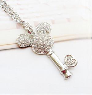 Трикотаж «Специальный» Микки ключевых ожерелье