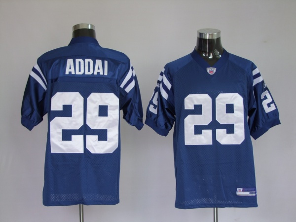 Форма для гандбола NFL  Indianapolis Colts 29 Blue Jerseys
