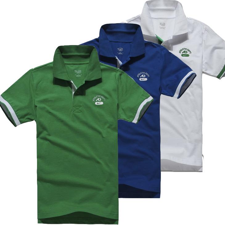 Спортивная футболка NK 65227 Стандартный Воротник-стойка Короткие рукава ( ≧35cm ) 100 хлопок Для спорта и отдыха Воздухопроницаемые, Быстросохнущие, Влагопоглощающие % Логотип бренда