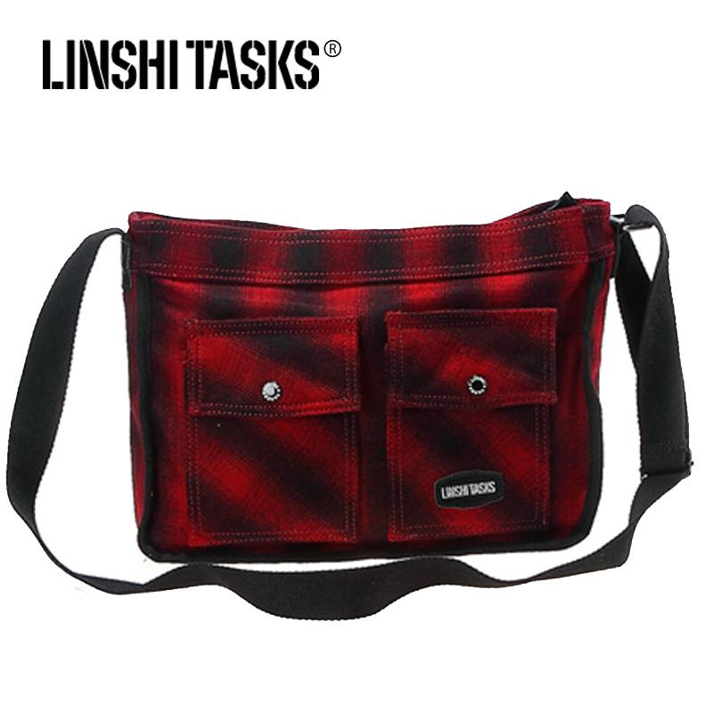 Сумка Linshi tasks l114ah02/01 l114ah02/26 Сумочка с ремешком Геометрические узоры Другие материалы