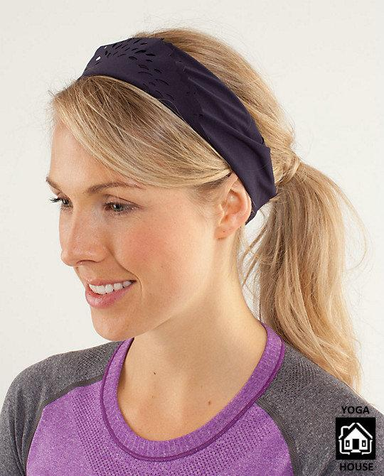 повязка на голову Lululemon  Yo+ Barely There Bandana 10