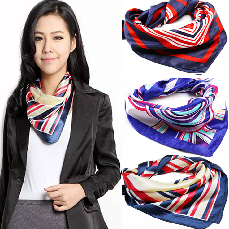 Stewardess scarf - Comment ranger les foulards ...