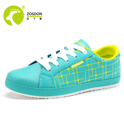 Students taking the first step Dengxia season Ms. candy-colored canvas shoes breathable Korean student flat shoes to help low shoes