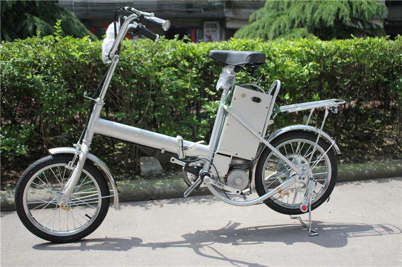 складной велосипед Zuma  (16