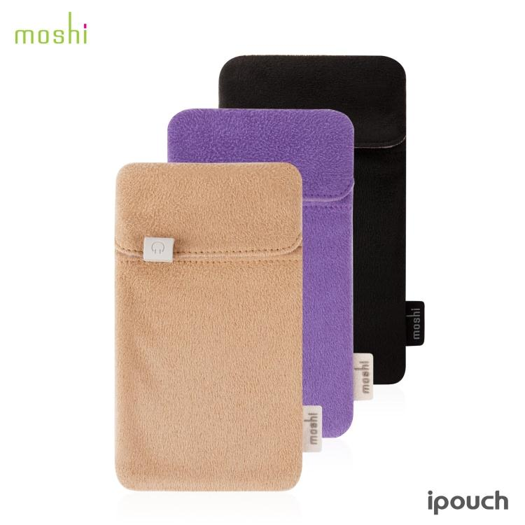 Moshi摩仕 iPouch touch4 iphone4 4S 5C 5S 绒布套手机袋手机套