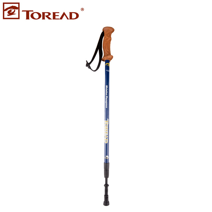 Outdoor equipment Pathfinder alpenstock cane walking stick aluminum consists of a genuine EE1412