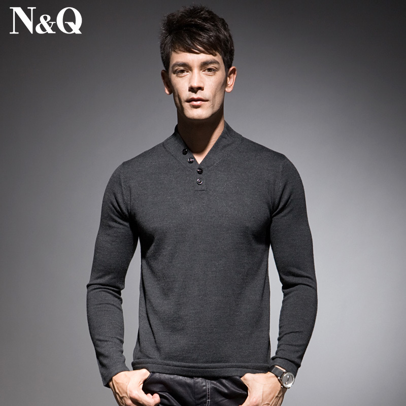 Men Fashion Business Casual Winter knoch men s counter