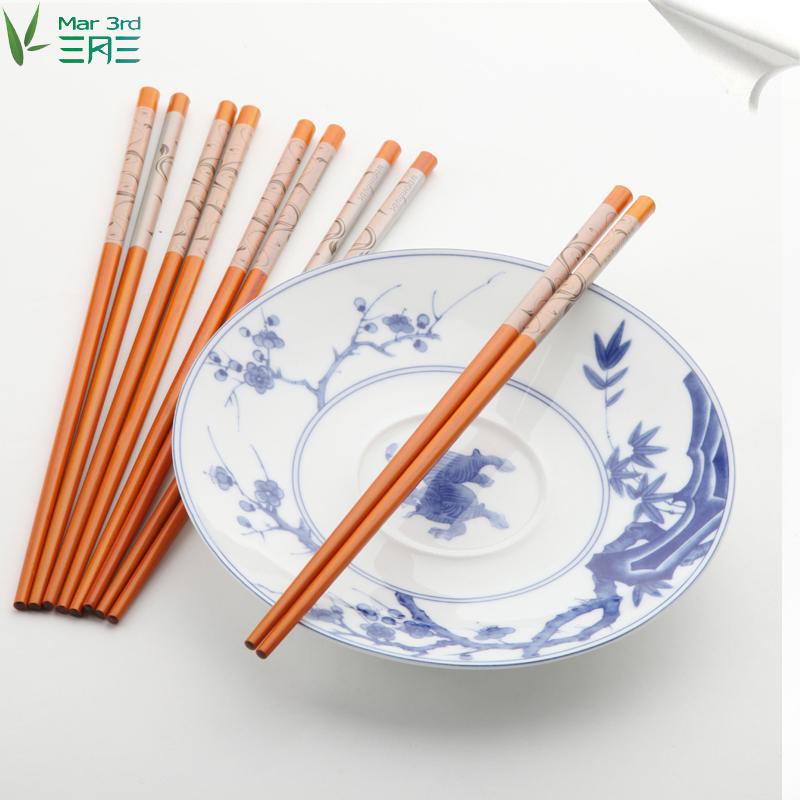 正品 三月三 竹木筷子  竹筷  厨房用品 餐饮用具 酒店筷 学生筷