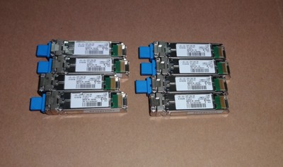 思科cisco SFP-10G-SR V01 SFP+万兆多模SFP模块 质保4个月