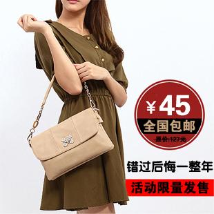 热销爆款包包2012新款韩版潮女夏日包包复古包链条单肩手提包包