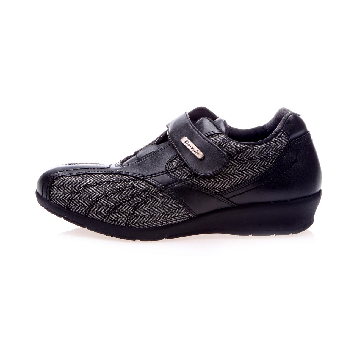 多威夏爽鞋老人鞋_多威官方旗舰店 中老年保健鞋,健步皮鞋 h6503