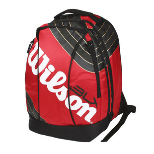 Wilson/nCode/Weir WINS tennis backpack red/black genuine WRZ8025