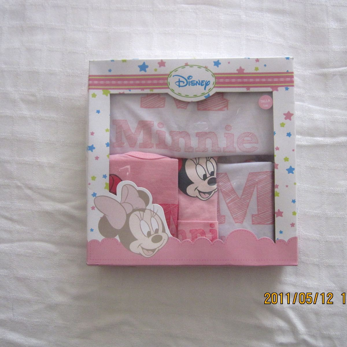 подарочный набор для новорожденных Disney 100