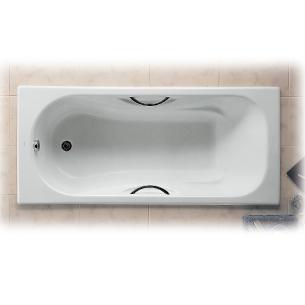马里布无裙防滑底铸铁浴缸 231570..1