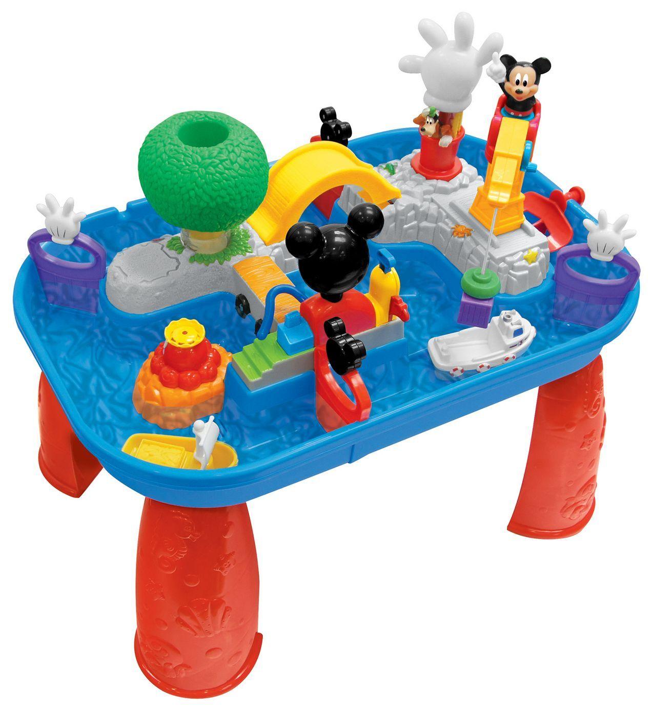 Электронная игрушка для детей Kiddieland ㊣ мальчиков Disney Микки Маус мечта парк парк 043232 счетчики воды аутентичные