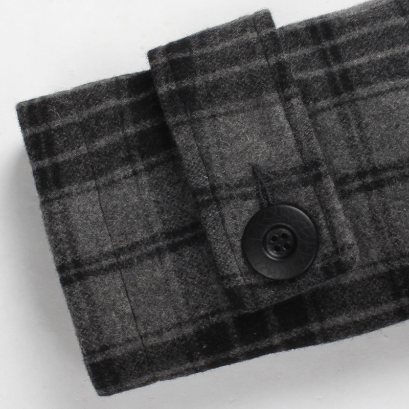 Пальто мужское Mr zero 2012 Шерстяная ткань для пальто Воротник с капюшоном