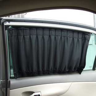 Ninka Japan WAKO car car track curtain shade curtain on webbing gauze curtain shade curtain